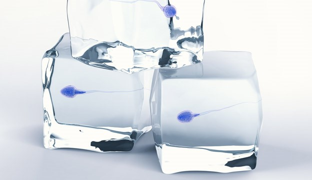 Store your sperm for later in life
