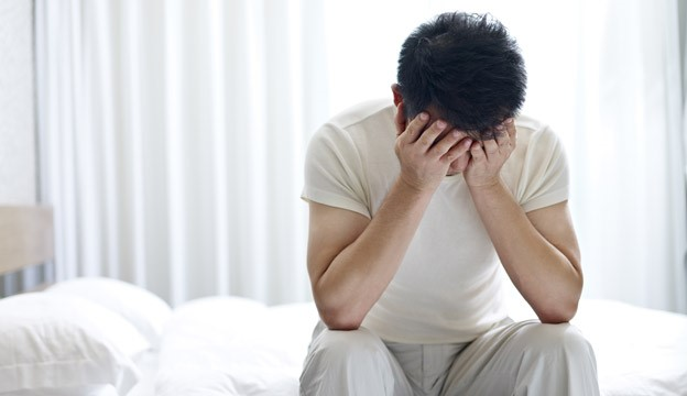 tips for reducing stress and improving male fertility