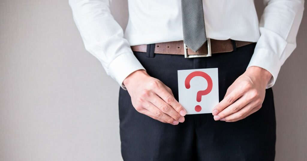 Why is Male Fertility Decreasing?